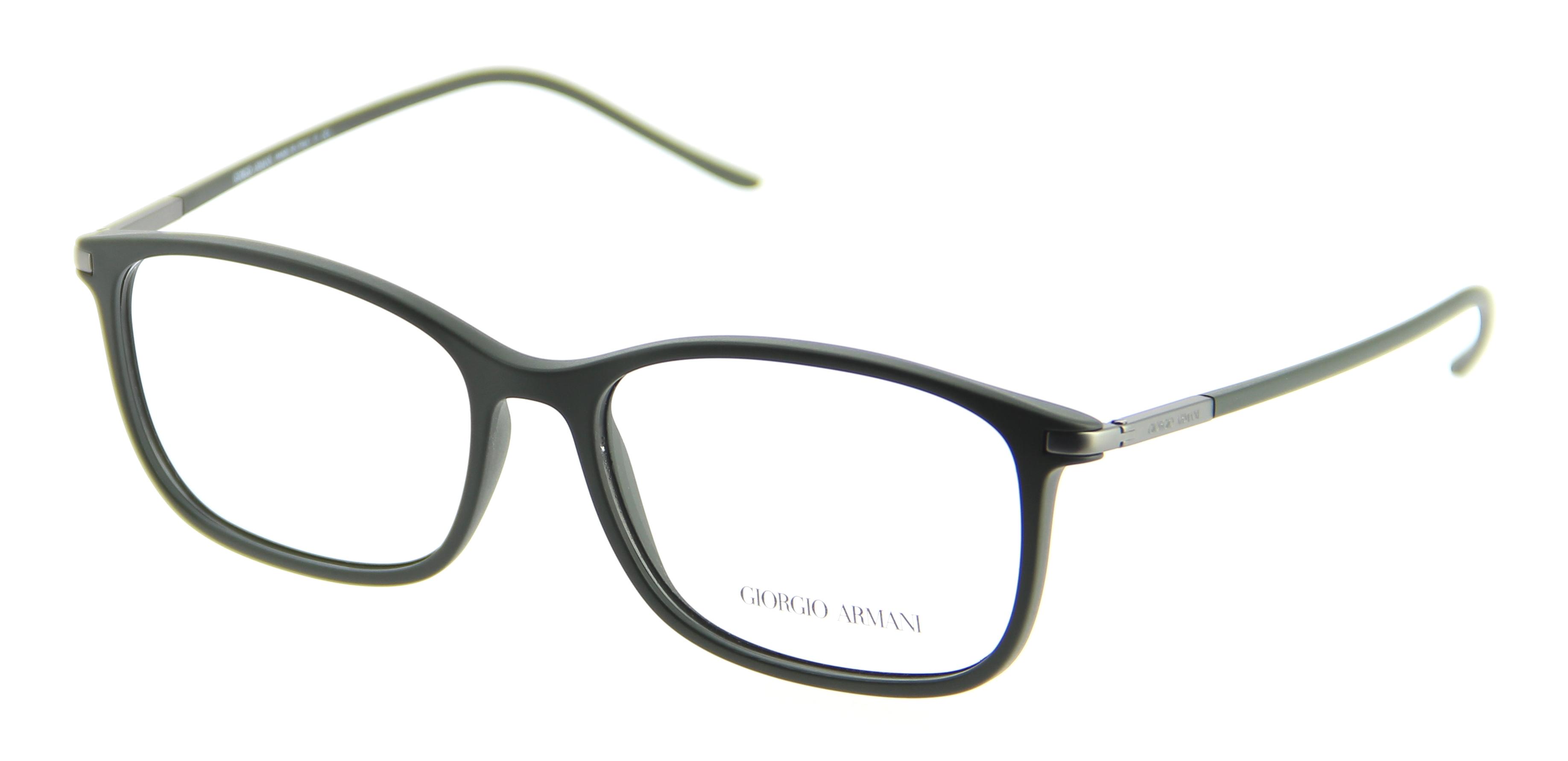 Armani Glasses Frames 2015 : Eyeglasses GIORGIO ARMANI AR 7006 5152 54/16 Man Vert ...