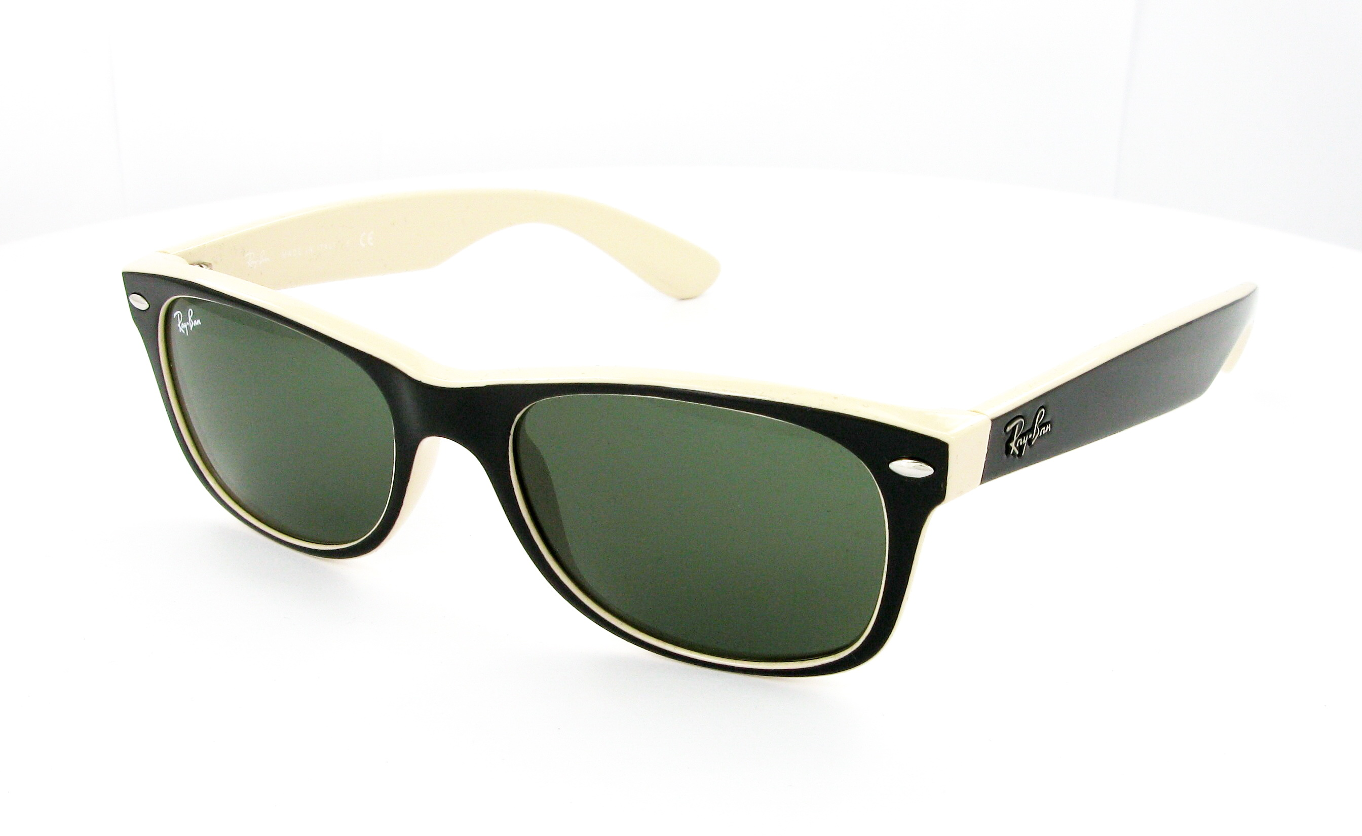 Ray-Ban RB 2132 New Wayfarer 875 52 beige L 0oUTffwSdN